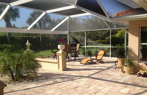 20-20 No-See-Ums Screens in and near Ft Myers FL