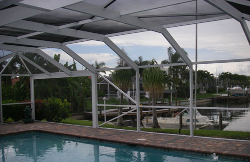 Additional Screen Services in and near Naples FL