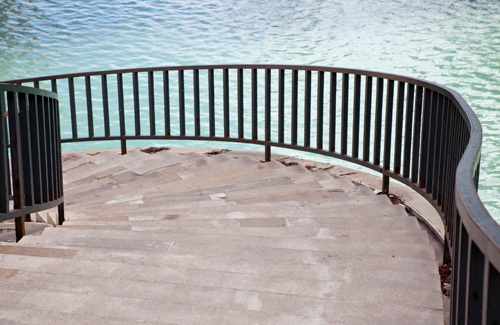 Custom Railings in and near Naples FL