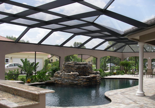 Gentil Outdoor Screen Enclosures In And Near Naples FL