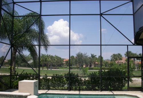 Screen Choices in and near Naples FL